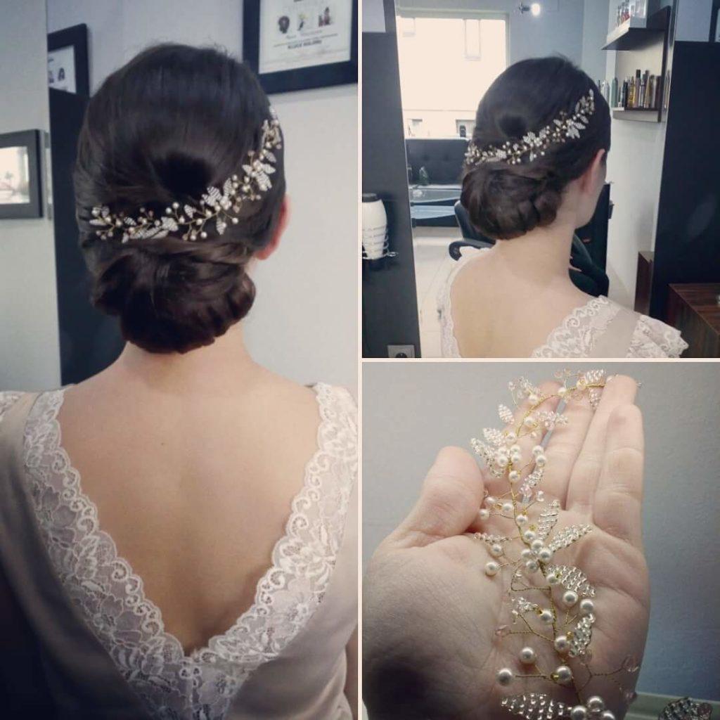 Fryzura Biżuteria I Ozdoby Do Włosów Na ślub Sklep